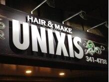 ユニキス 泉店(HAIR&MAKE UNIXIS)の雰囲気(駐車場も25台あってお買いもの帰りにも便利☆)