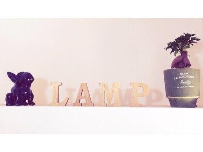 ランプ ヘア(Lamp hair)の写真