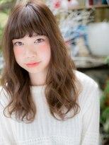 *+COVER HAIR+*…ゆる巻きロングa