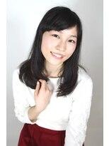アビリティ ヘアー(ability hair)蒲田abilityhair ワンランクアップ毛先ワンカールセミディ