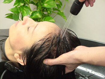 ヘアアート クレール(HAIR ART Clair)の写真/【キレイで健康な髪は、健康な頭皮から】厳選された成分だけを使用した特別なスパで自分にご褒美を…♪