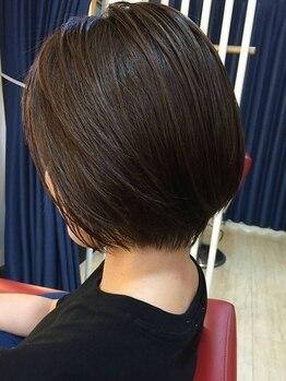 スタジオ ジョイ STUDIO Joy 下垂木店の写真/頼れる女性スタイリスト多数在籍◎骨格・髪質に合わせたカット技術が大好評!