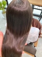 テラスヘア センダイ(TERRACE hair SENDAI)髪質改善縮毛矯正