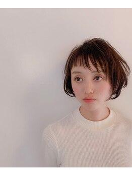 ヘアーサロン オーツー(HAIR SALON O+O)の写真/【近鉄奈良駅徒歩5分】骨格・クセ・髪質を活かしたあなたにぴったりの洗練されたヘアスタイルを実現。