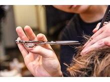 ヘアメイク アンジェリーク 蕨店(Hair Make Angelique)の雰囲気(スキバサミを使わないカットが人気♪電話予約⇒0484430000)