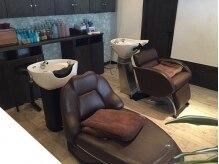 リカスヘアースペース(Recasu hair space)の雰囲気(疲れを癒し美髪になれる自慢のヘッドスパは専用スペースで。)