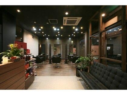 ヘアラウンジ チェルシー(Hair lounge CHELSEA)の写真
