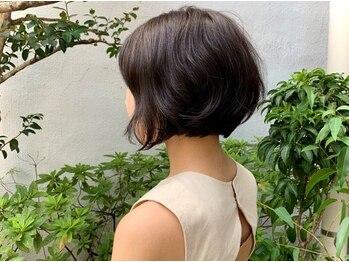 カロ(CALO)の写真/髪のお悩みお気軽にご相談ください!お客様のライフスタイルにあわせておしゃれカジュアルをご提案*