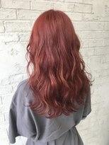 チェリーレッドカシスカラー韓国スタイル派手髪ムルギョル4006