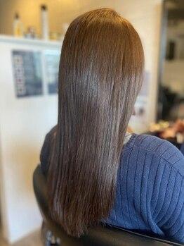 レガーロ(REGARO)の写真/業界最先端!!髪質改善《ULTOWA》トリートメントで髪質改善▼くせ毛・うねり・エイジングケアにも◎