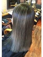 エンヘアー(en hair)外国人風カラー◎ウィービング3パネル