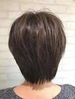 ヘアーアンドメイククリアー(Hair&Make CLEAR)大人ショート