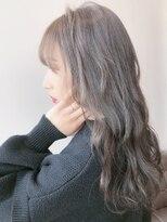 レシェル 松阪(RECIEL)【RECIEL松阪】透け感抜群!大人ロングスタイル!