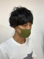 TAKUYA∞風パーマ