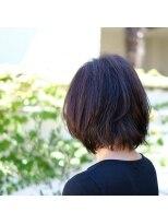 ヴァールデン ヘアー(Varlden hair)サロンワーク カット&カラー