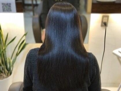 グリュック(Gluck Organic hair)の写真
