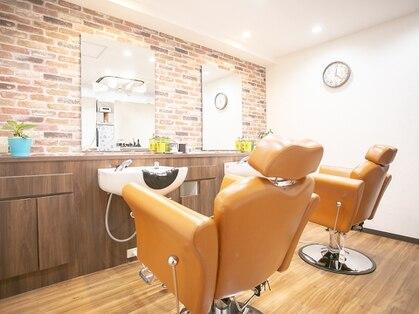ヘアーカットデザインサロン スマッシュ 田町店(Hair cut design salon Smash)の写真