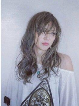 ヘアーショップアミティの写真/透明感ある外国人風カラー ナノスチームと炭酸泉使用でダメージレスに☆