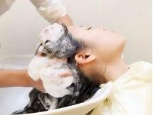 アントリール 仙川店(entrir)の雰囲気(ヘアエステで、髪も頭皮も美しく、健康に・・・)