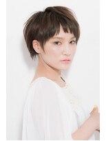 ヘアーアンドメイク ポッシュ 根岸店(HAIR&MAKE POSH)ショートマニッシュスタイル