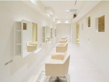 リトゥルー 大宮(re true)の写真/【コロナ対策徹底強化営業】お客様、スタッフが少人数になるよう空間作りをしております。