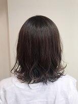 グラードヘアー(Grado hair)切りっぱなしボブ