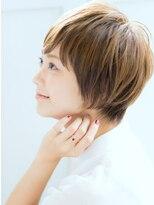 リル ヘアーデザイン(Rire hair design)【Rire-リル銀座-】☆マッシュショート♪