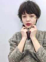 【メンズ・レディース別】黒髪のおすすめショートパーマ