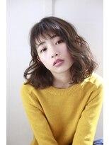 アヴァンス 心斎橋店(AVANCE)【星野良太】春ワンサイドボブ