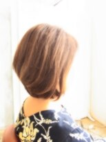 モルトン ヘアーデザイン(Molton. Hair Design)BOB☆