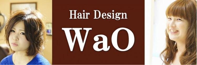 ワオ(WaO)のサロンヘッダー
