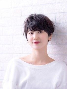 ヘアーアートシフォン 川口東口店(hair art chiffon)イルミナカラー&デジタルパーマの着物も◎ヘルシーレイヤーボブ