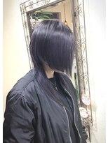 ★★★★スモーキーネイビーパープル★★★★【SOMEBRIDGE亀有】