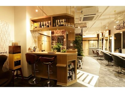 ハッチ ヘアーファクトリー 川越店(8 hacchi hair factory)の写真