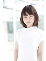 ウル(HOULe)【HOULe】大人女子のためのナチュラルレイヤーボブ☆