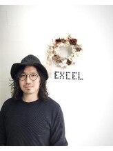 ヘアクリエイト エクセル美容室(Hair Create EXCEL)寺下 振一郎