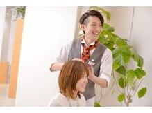 ヘアドゥ 稲毛店(hair do)の雰囲気(朝9時から営業しています。朝の時間を効率的に使えると好評!!)