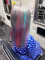 ミミック (mimic)pastel unicorn color TRICKstyle!