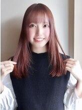 ユーフォリア(Euphoria)《印象UPカラー&美髪デザインCUT》