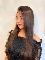 クレエ(Creer)long hair style
