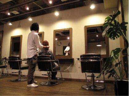 リンク ヘアスペース(Link hair space)の写真