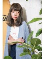 【orangecracker】ロブ×グレー [久米川 東村山]