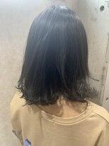 サロンズ エクル(salon''s ECRU...)ブルーブラック