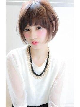 ヘアロジー(HAIRLOGY)春おすすめショートヘアー!!
