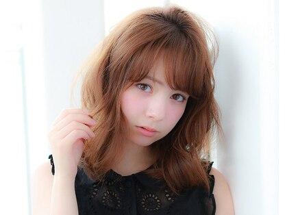 ヘアメイク アイリー(HAIR MAKE Irie)の写真
