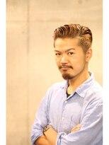 【M/RUDO】ルードバーバーヘアー
