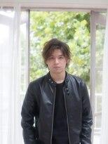 【GrandChariot 笹塚】ワイルド系メンズパーマ