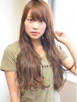 アイビー 吉祥寺(aivee)<aivee>ツヤツヤカラー×ゆるふわMIXカール!