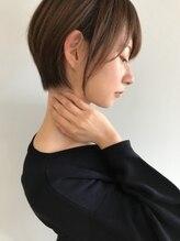 シーズンズ(SEASONS)【髪質改善でヘルシーなヘアに】SEASONS Masaのヘルシーショート