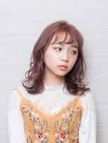 ムード 金沢文庫 hairdesign&clinic mu;d甘ふわドーリーミディ